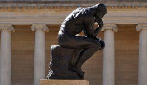 Rodin Parijs. Foto Pixabay.