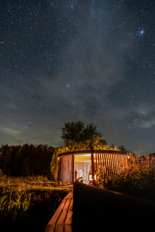 Dark Sky Lauwersmeer foto Andrë van der Meulen