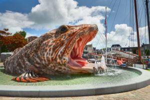 Fischmaul. Stavoren - Elfstädtetour