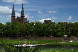 Das Klosterdorf Steyl an der Maas. Foto Sybylle Kroon