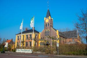 Teefabrik, Houwerzijl. Foto van Wikimedia (c) Hardscarf