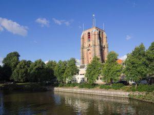 Oldehove Leeuwarden. Foto C. Messier/Wikimedia