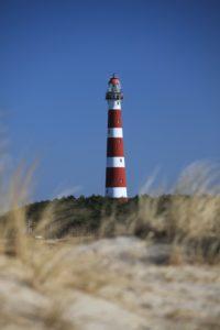 Leuchtturm Ameland. Foto Sybylle Kroon
