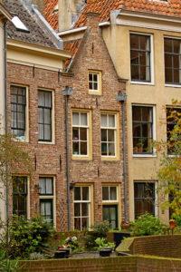 Schmalsten Häuschen der Stadt. Foto Sybylle Kroon