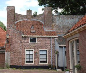 Haus im Stadtmauer Elburg. Foto Pixabay