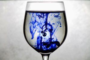 Kunst Glas. Foto Pixabay