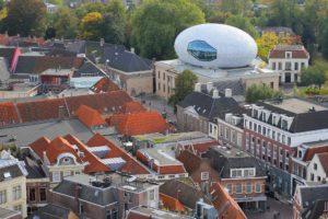 Aussicht über Zwolle. Foto Pixabay
