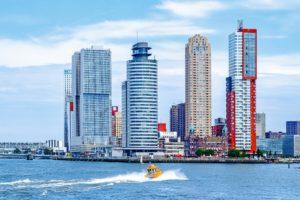 Skyline Rotterdam. Foto Pixabay