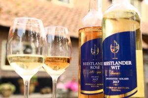 Wein vod der Reeslandhoeve. Foto Sybylle Kroon