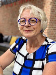 Titia Boitelle gids in Roombeek