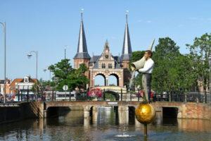 Springbrunnen von Fortuna Sneek