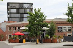 Museumfabrik und gastrobar in Enschede. Foto Sybylle Kroon
