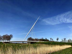 nieuw-vennep brug calatrava