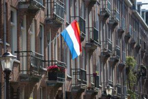 holland vlag flag